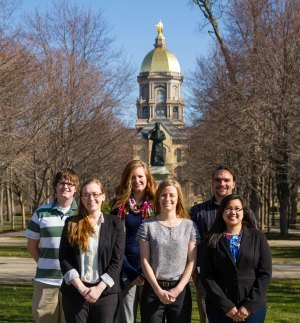 ACS GSSPC University of Notre Dame Committee Spring 2015